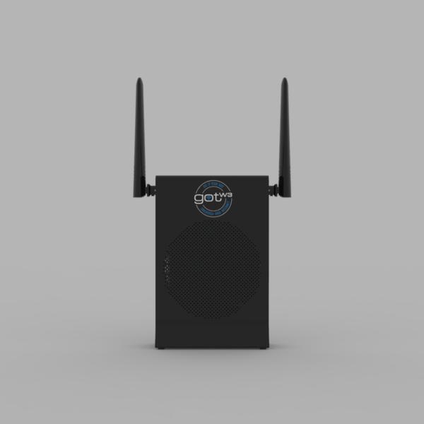 Impact Wireless & GotW3 – 4G LTE Router